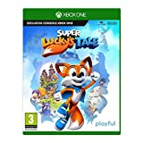 Super Luckys Tale Pegi 3, Console Xbox One, 4K UKTRA HD, HDR, Microsoft, Xbox Game Studios