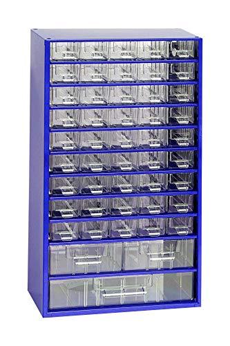 Mars Svratka 6744104N0 Schubladen für Magazin, Blau, One Size