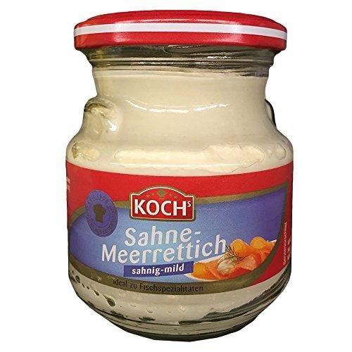 Koch's  Sahnemeerrettich, 240 g