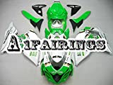 Accessories Lucky Strike Green White Full Fairings for Suzuki GSXR1000 K9 2009-2016 10 11 12 13 14 15 Motorcycles ABS Plastic Injection