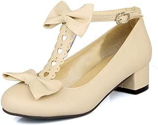 BalaMasa Womens APL12354 Pu Heeled Sandals