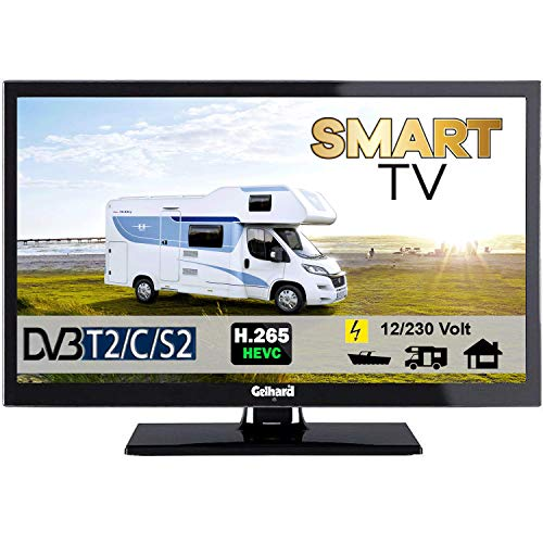 Gelhard GTV2422 Smart TV 24 Zoll...