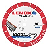 LENOX Tools Cutting Wheel, Diamond Edge, 14-Inch...