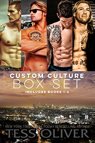 Custom Culture Box Set: Books 1-4 (English Edition)