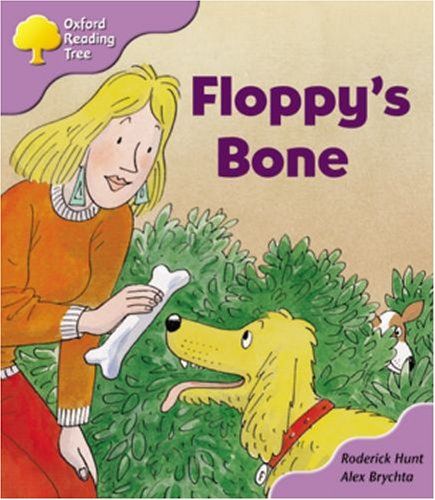 Oxford Reading Tree: Stage 1+: More First Sentences B: Floppy's Boneの詳細を見る