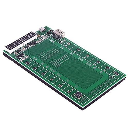 Riparazione imposta, kiaisi K 9206professionale NUOVA attivazione Charge Board con micro USB cavo per Samsung/Oppo/Xiaomi/Vivo/Huawei