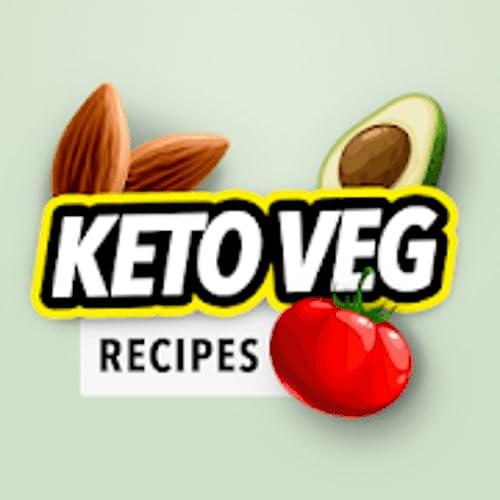 Keto dieta App - Veg keto receitas