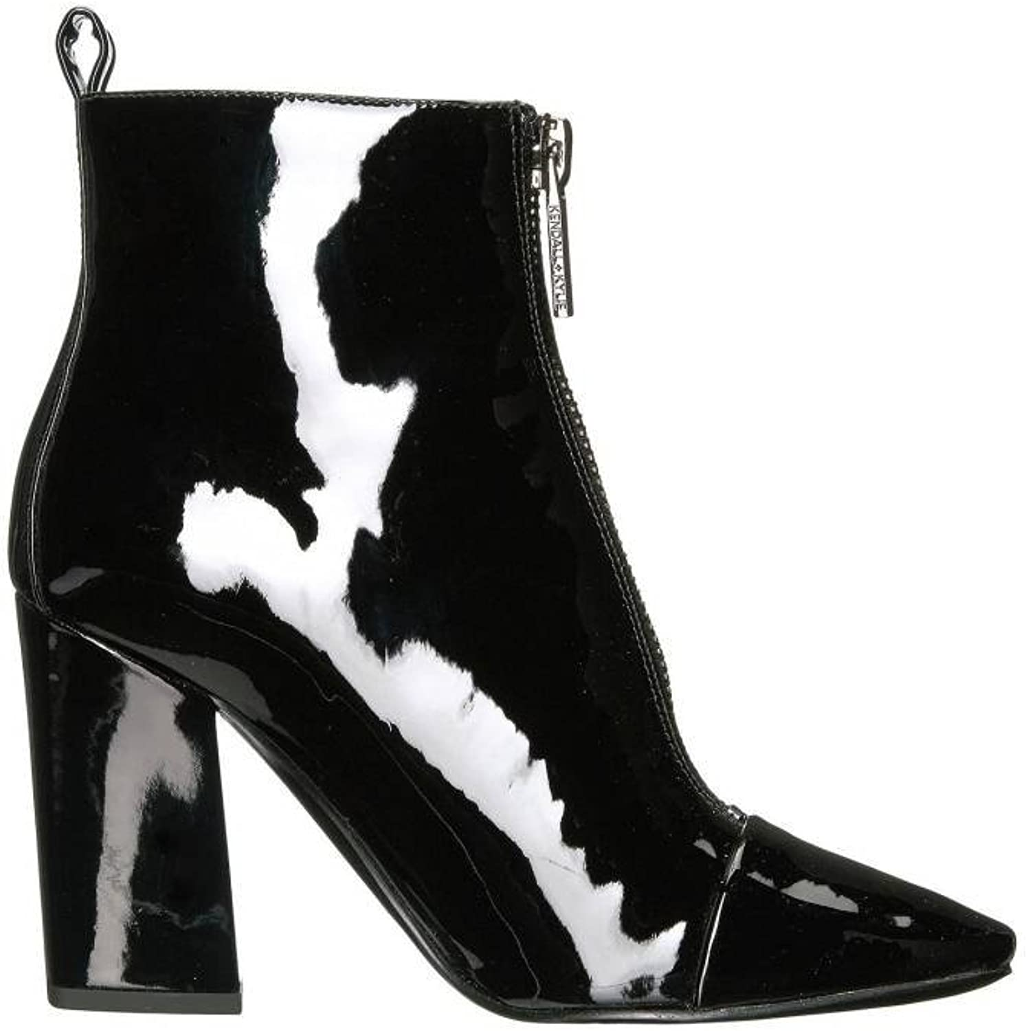 Kendall and Kylie Raquel Black Boot 5
