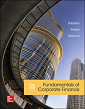 Best fundamentals of corporate finance 8th edition Reviews