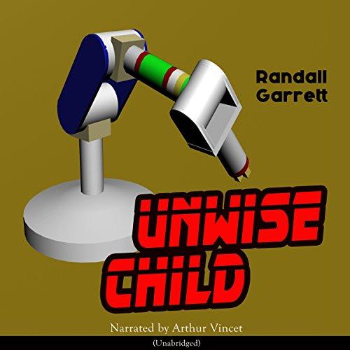 Unwise Child audiobook cover art