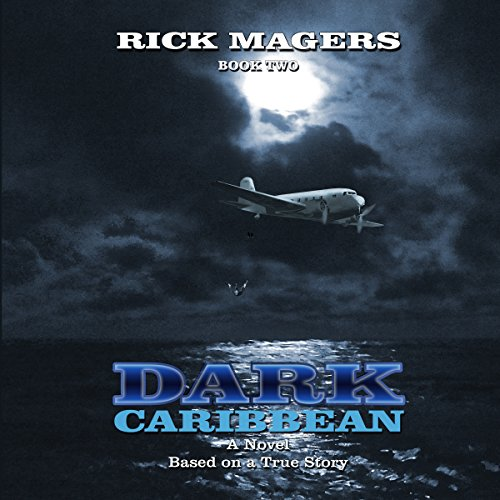 Dark Caribbean, Book 2 audiobook cover art