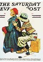 ねこの引出し アメリカ製ノーマン・ロックウェルのポストカード THE ARTIST