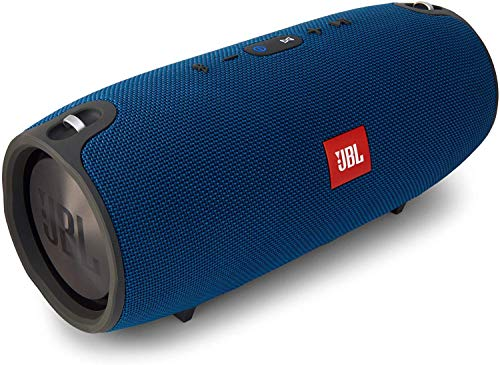 JBL Xtreme Sistema Audio Portatile, Splashproof, Bluetooth, Wireless, Blu