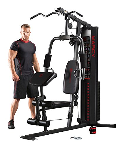 Marcy HG3000 Compact Home Palestra con Pesi, 68 kg