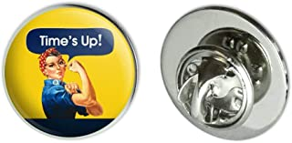 Best time's up pin Reviews