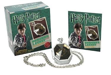 Harry Potter Locket Horcrux Kit and Sticker Book (Mega Mini Kits)