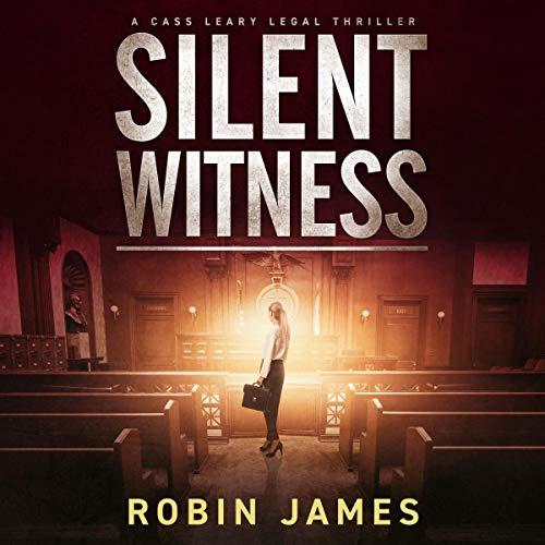Silent Witness audiobook cover art