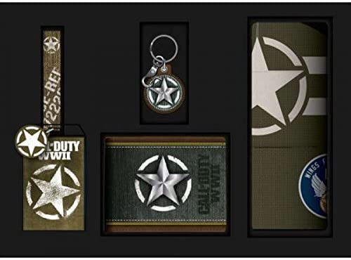 14. Bioworld Call of Duty: WWII Gift Box Set