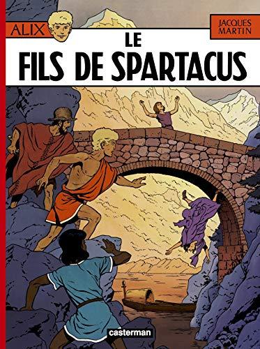 Alix, tome 12 : Le Fils de Spartacus