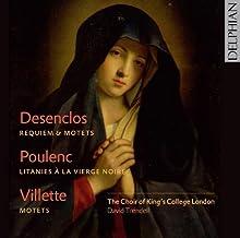 Desenclos: Messe de Requiem, Salve Regina by Choir of King's College London (2013-05-04)