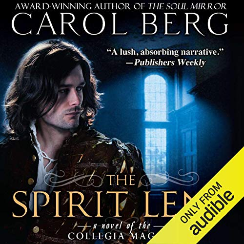 The Spirit Lens audiobook cover art