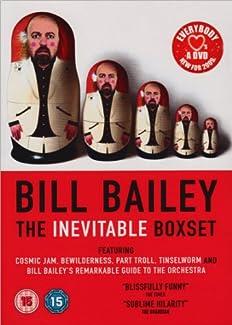 Bill Bailey - The Inevitable Boxset
