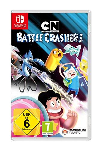 Cartoon Network: Battle Crashers [Nintendo Switch ]