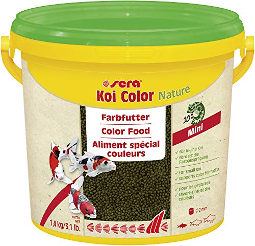 sera Koi Color Mini 3.800 ml