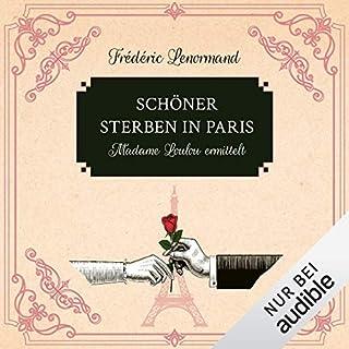 Schöner sterben in Paris Titelbild