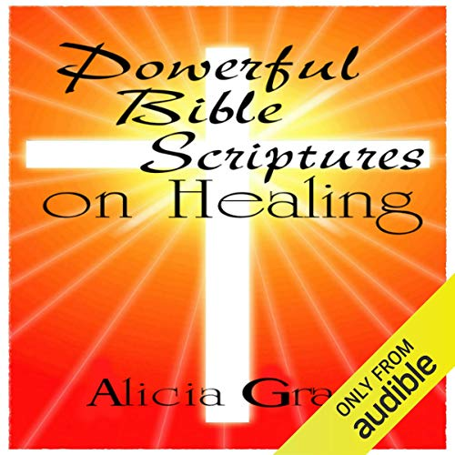 Powerful Bible Scriptures on Healing cover art