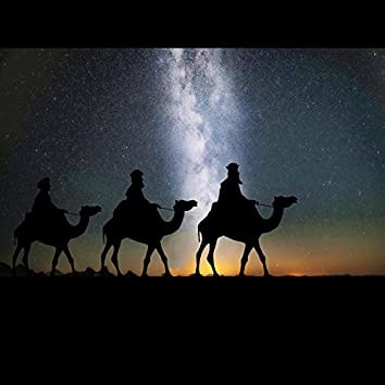 """We Three Kings"" (Solo Classical Guitar)"