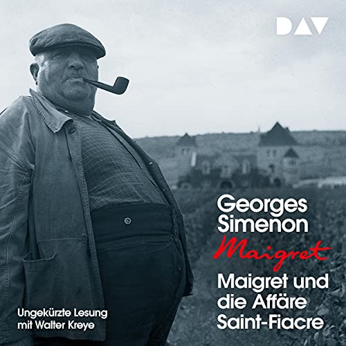 Maigret und die Affäre Saint-Fiacre Titelbild