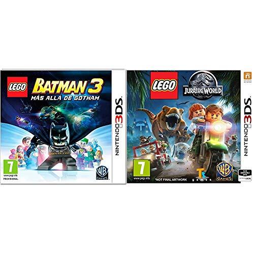 LEGO: Batman 3. Más Allá De Gotham + LEGO: Jurassic World