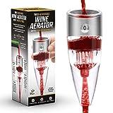 CKB Ltd® TWIST Adjustable Wine Aerator Weinbelüfter Wein-Dekantierer Dekantierungsausgießer -