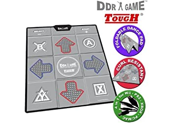 DDR Non-Slip Dance Pad for PS/PS2 Wii Xbox and PC