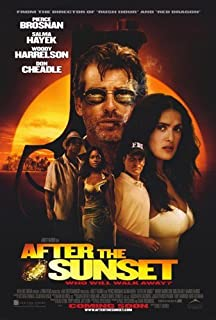 After The Sunset Movie Poster Print