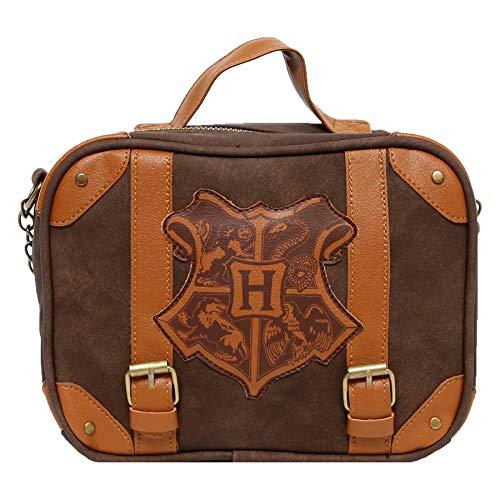 Harry Potter Faux Leather Girls Junior Crossbody Bag