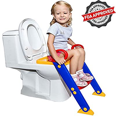 Baby Potty Ladder