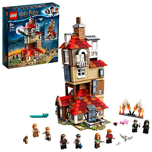LEGO Harry Potter - 75980 Harry Potter - L'Attaque du Terrier des Weasley