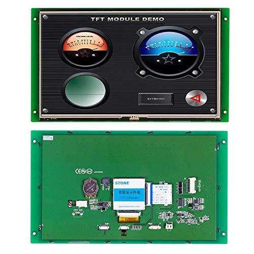 Módulo HMI Smart TFT LCD de 10,1 pulgadas con pantalla táctil +...