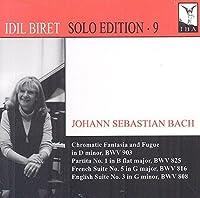 Bach:Partita No.1 [Idil Biret ] [NAXOS: 8571310] by Idil Biret (2016-08-03)