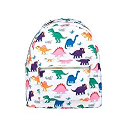 Let your little adventurer explore their curiosities with this Roarsome Dinosaurs backpack. Dimensions - L27 x W14 x H35 cm