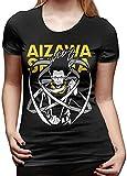 NicholasAnthonye Izuku Midoriya - My Hero Academia Women's Short Sleeve T-Shirt Fashion Cotton Crewneck Tee Aizawa Shota Medium