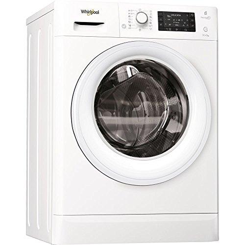 Whirlpool FWDD117168W 11+7KG Washer Dryer