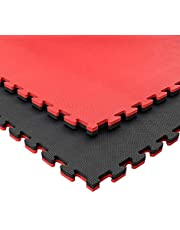 JOWY Esterilla Goma Espuma Estructura Pack Tatami Puzzle Ideal Artes Marciales, Judo, Suelo Tatami Japonés | 1m x 1m x 2cm