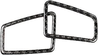 VDARK Mercedes Accessori Benz Parts Trim Inner Serratura Porta Pin coperture Caps Adesivo Interno Visiera Decori A Classe B E Classe CLA GLA AMG Donne Uomini Bling Cristallo Oro 4 Pezzi