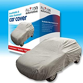 TRIUMPH SPITFIRE PREMIUM INDOOR BREATHABLE DUST PROOF RED FULL CAR COVER 130 GSM SOFT GARAGE SHOWROOM Rhinos-Autostyling FITS