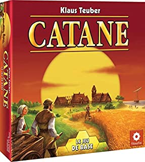 Asmodee - COK01N -  Jeu de stratégie - Catane - Jeu de base - Filosofia (B0039YL5P8) | Amazon price tracker / tracking, Amazon price history charts, Amazon price watches, Amazon price drop alerts