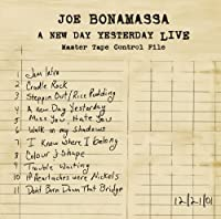 New Day Yesterday Live [12 inch Analog]