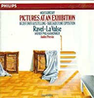 Mussorgsky:Pictures At An Exhibition